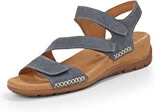 Gabor Jollys Sandalette in Übergrößen Braun 83.734.13 große