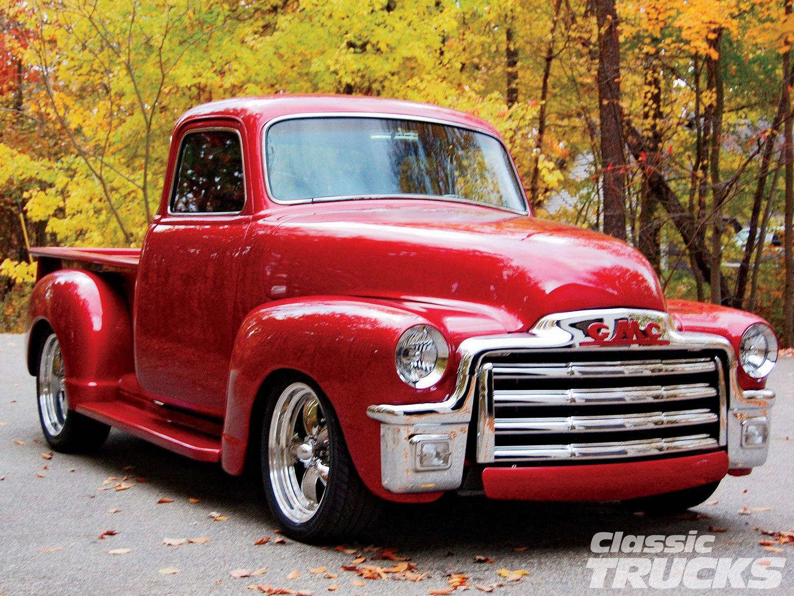 1955 GMC Pickup | 1955 Gmc Truck Front | CHEVY/ GMC TRUCKS ...