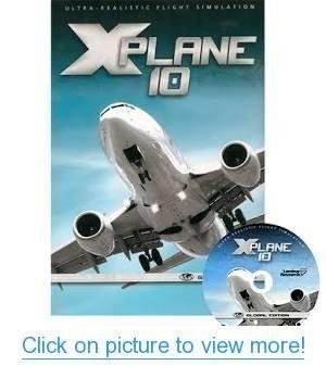 X-Plane 10 Global Flight Simulator (PC $ MAC) | PC Game