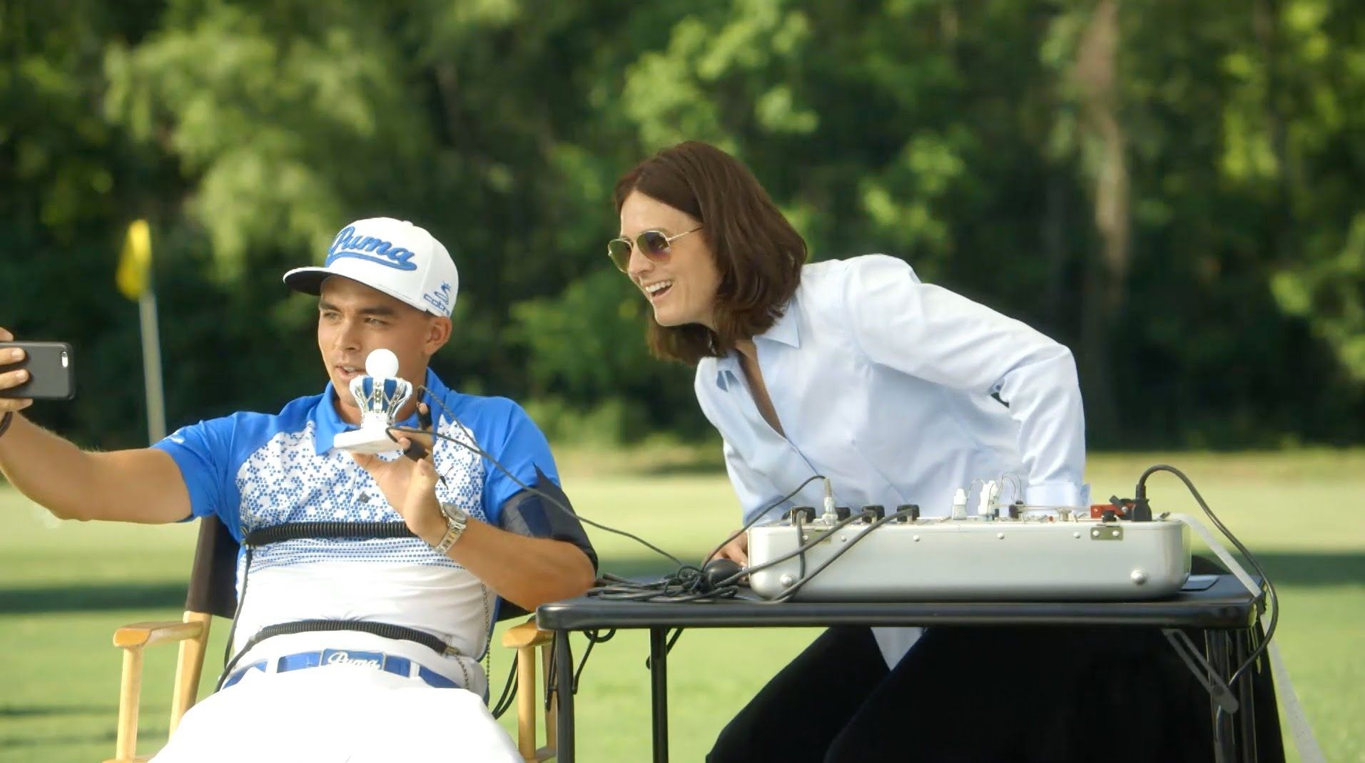 Golf Love Tests All Players The Big One Love test