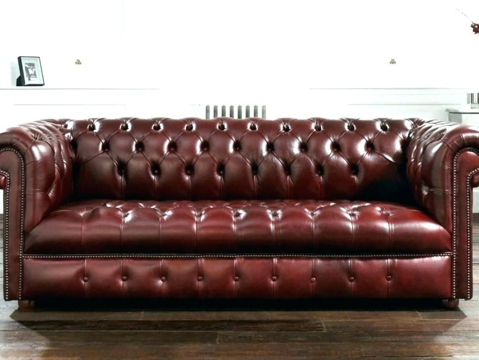 Brown Tufted Sofa Leather Sofa Tufted Leather Sofa Tufted Sofa