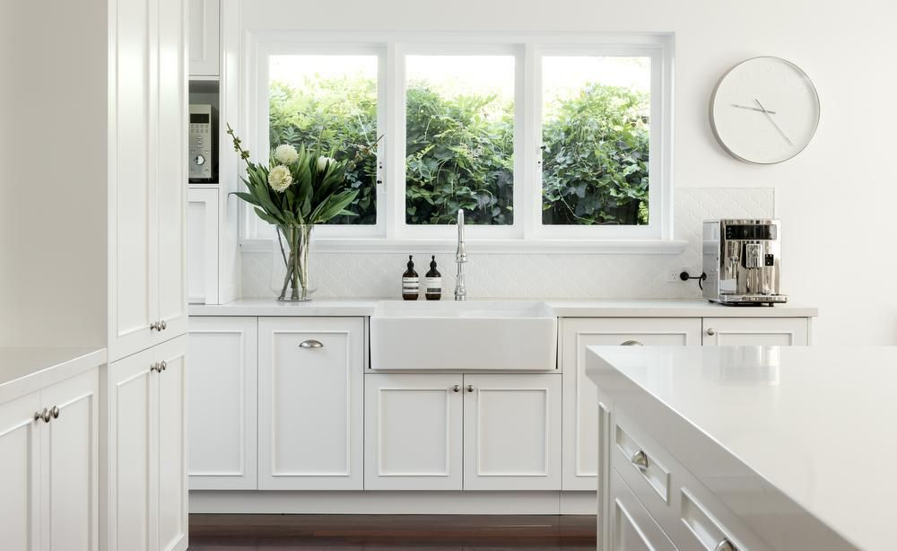 Hampton Style Kitchen Designs Fascinating Design Ideas From A Hamptons Style Kitchen Renovation In Perth Inspiration Design