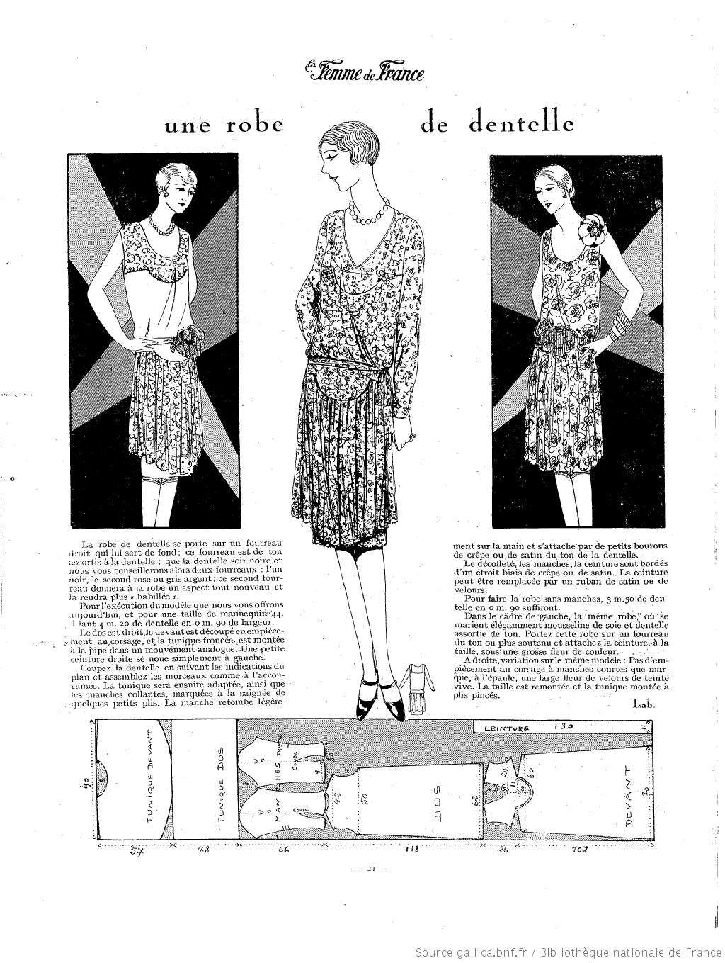 La Femme de France 1927 | moda vintage | Pinterest | Moda vintage ...
