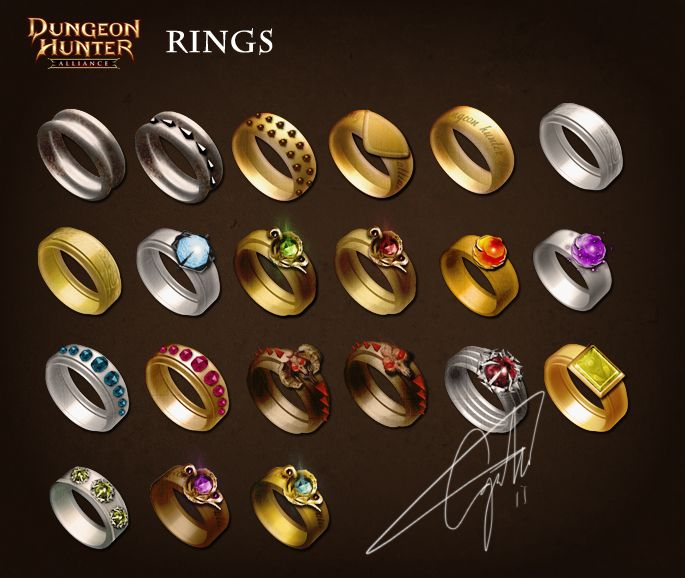 how to use magic rings