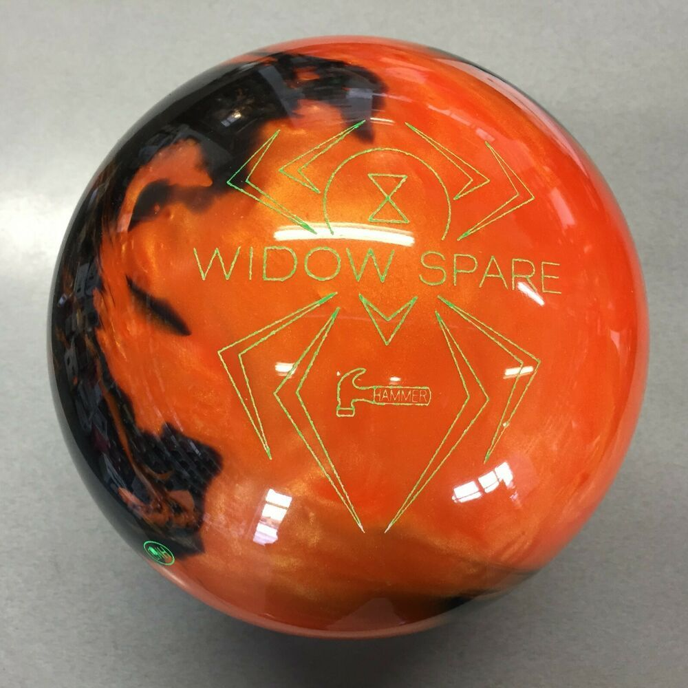 Hammer Black Widow Spare 1st Quality Bowling Ball 15 Lb New Ball In The Box Bowling Ball Bowling Ball