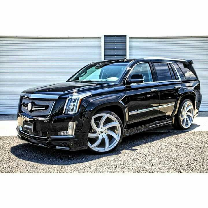 Cadillac, Cadillac