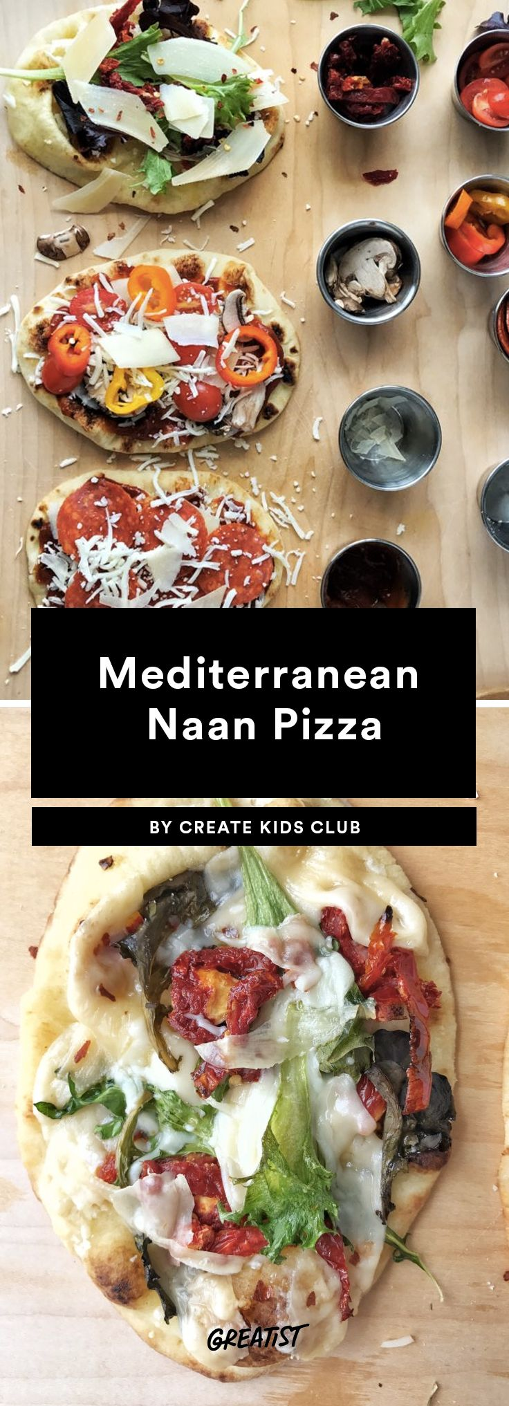 9 naan pizza recipes that are as easy as pie naan pizza. Black Bedroom Furniture Sets. Home Design Ideas