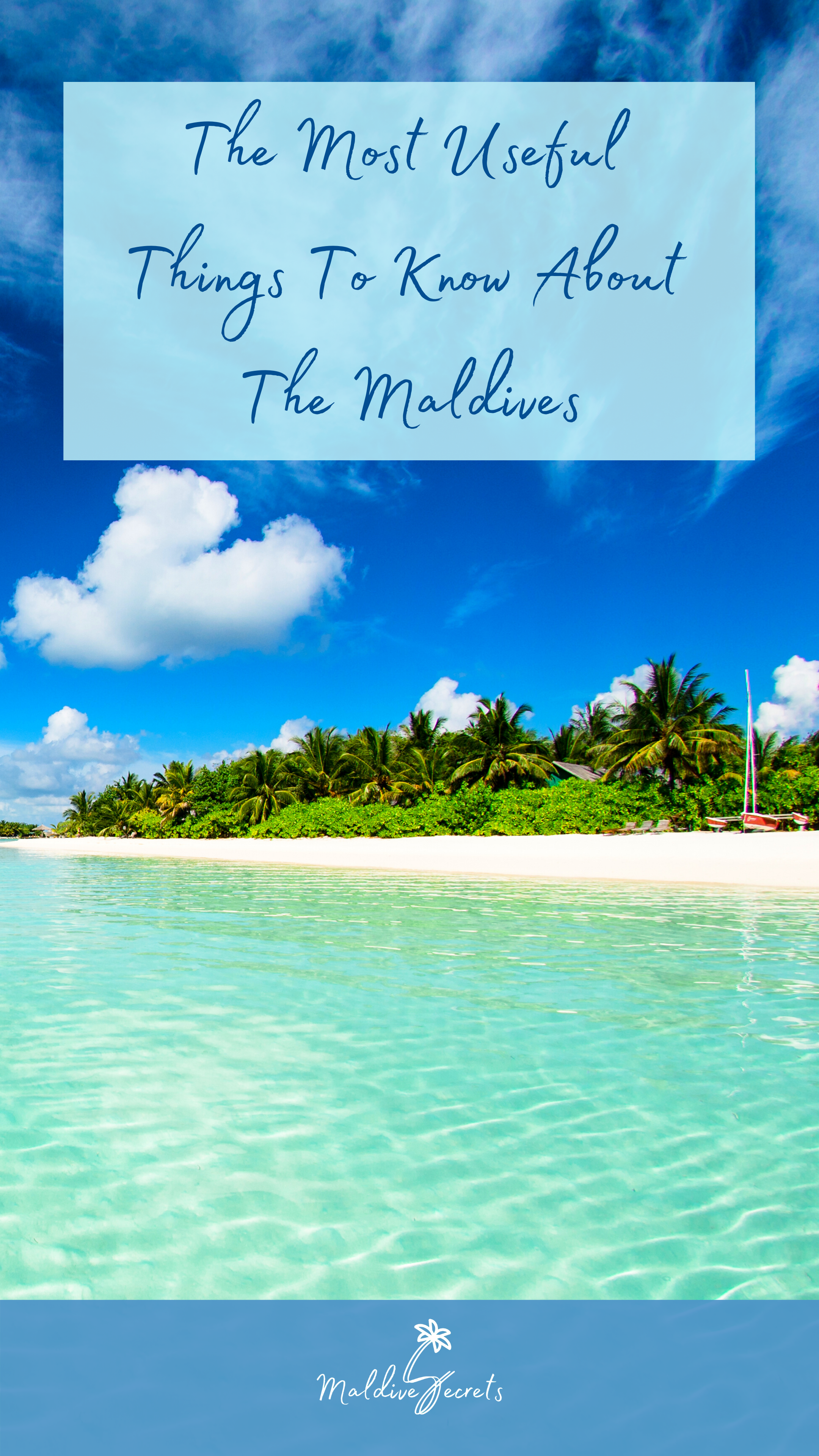 Are you heading to paradise soon? We are so excited for you! That's why we've prepared this detailed guide explaining the things you need to know before travelling to The Maldives! #maldives #maldivessecrets #affordablemaldives #travelagency #budgettravel #traveldeals #maldivesholiday #tropicalholidays #maldiveshotels #maldivesblog #maldivestrip #budgetmaldives #maldivestour #lowcosttrips #maldivespackage #visitmaldives #budgetmaldivestravel