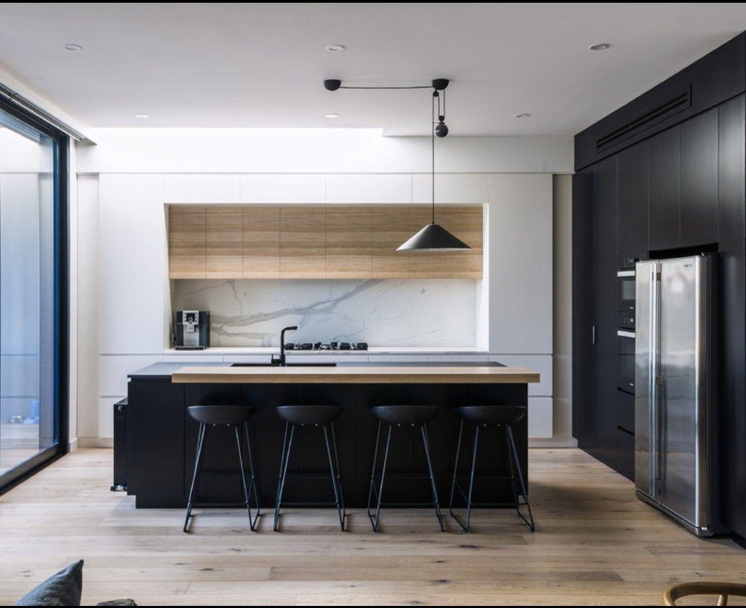 Pin von Noor Lailatul auf Dry kitchen | Pinterest | Umbau, Moderne ...