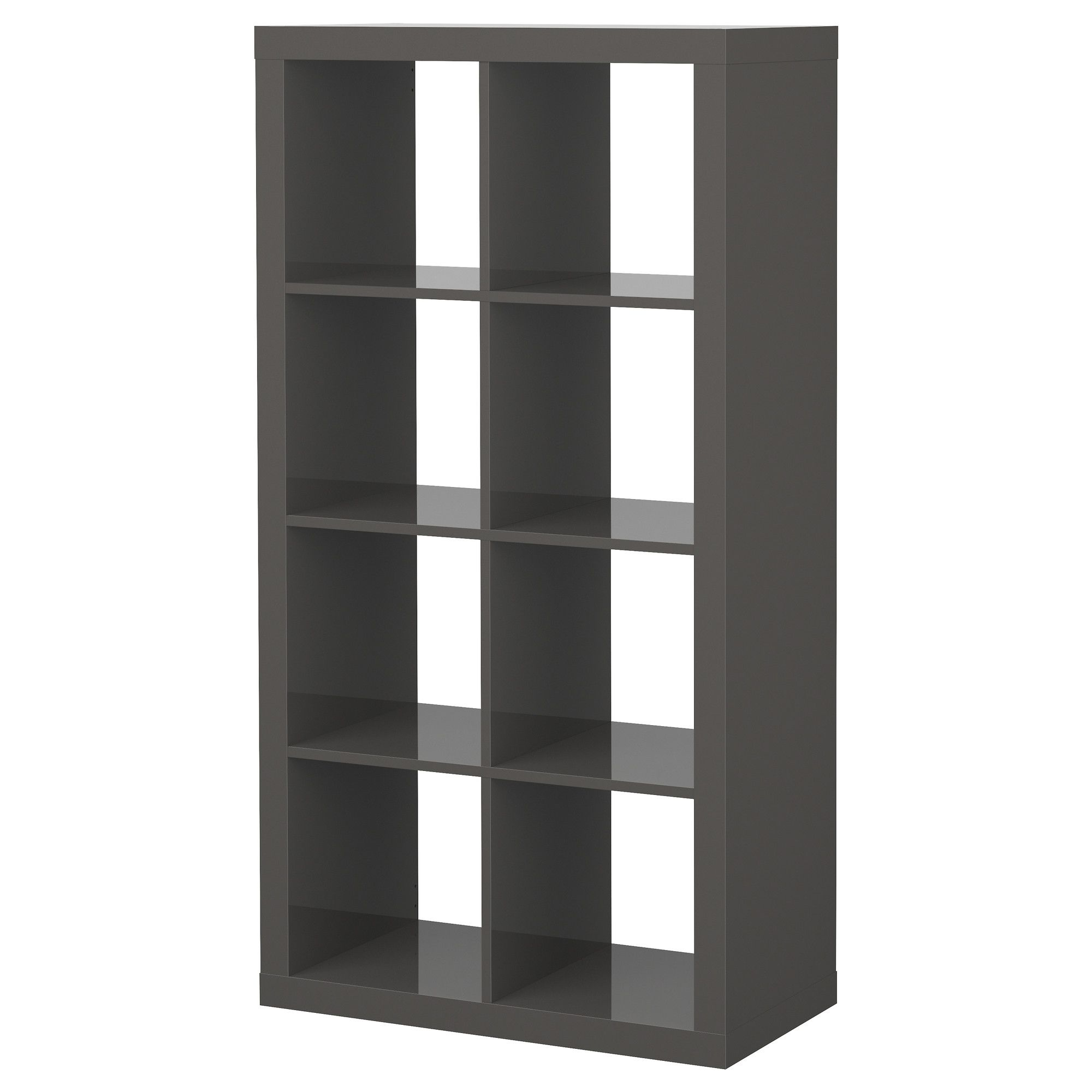 Regal Grau Expedit Regal Hochglanz Grau Ikea Home Ikea