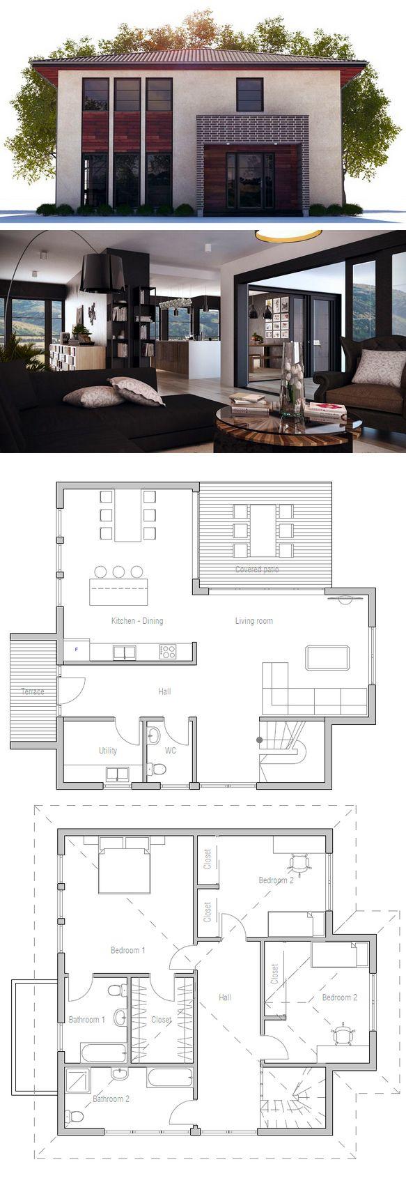 Grundrisse traumhaus gemütliche wohnzimmer moderne häuser innenarchitektur einrichtung kleine häuser haus design grundrisse