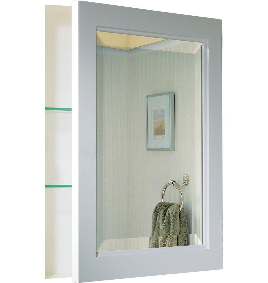No Trim Medicine Cabinet Kit Rejuvenation Recessed Medicine Cabinet Contemporary Medicine Cabinets Bathroom Medicine Cabinet
