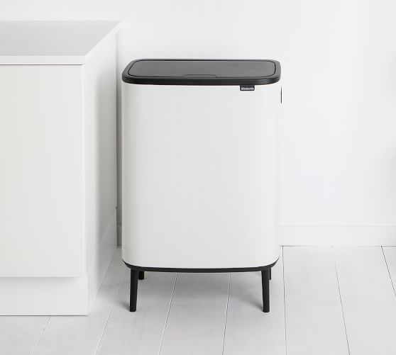 Brabantia Bo Touch Trash Can Large Trash Can Brabantia Waste Solutions