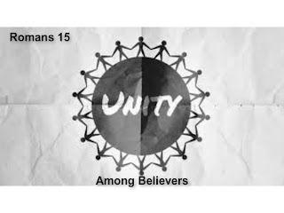 Unity Among Believers