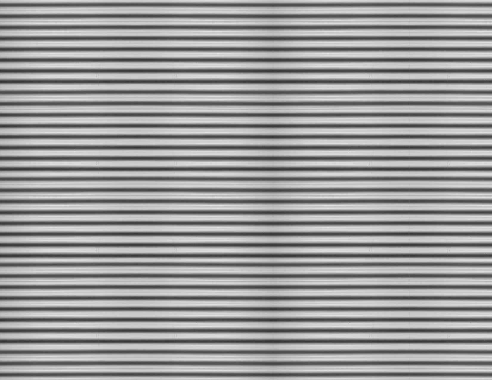 Gray Corrugated Panels Suitable For Use In Heavy