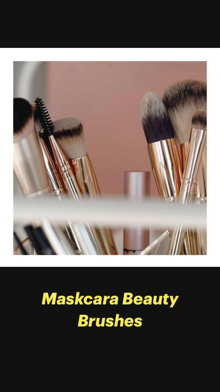 Maskcara Beauty Brushes