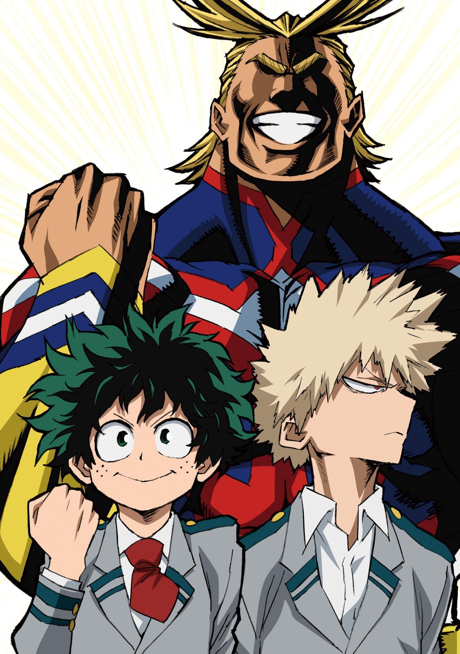 anime my hero academia shoto todoroki