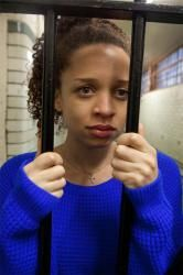 Natalie Gumede 'Exhausted' After Coronation Street