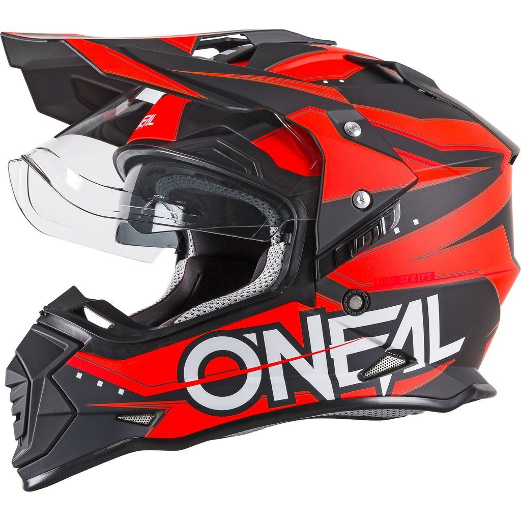 Casco O Neal Sierra II Orange  oneal  mx  motocross  helmet  protección   europa  shopping en www.motocity.mx f0d1dc47d731a