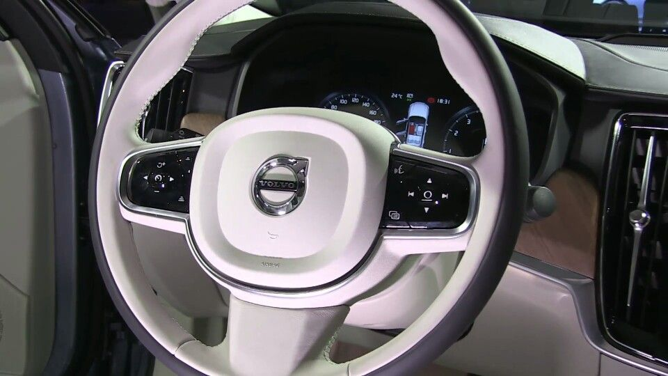 Volvo has stepped up their game yet again. The new Volvo