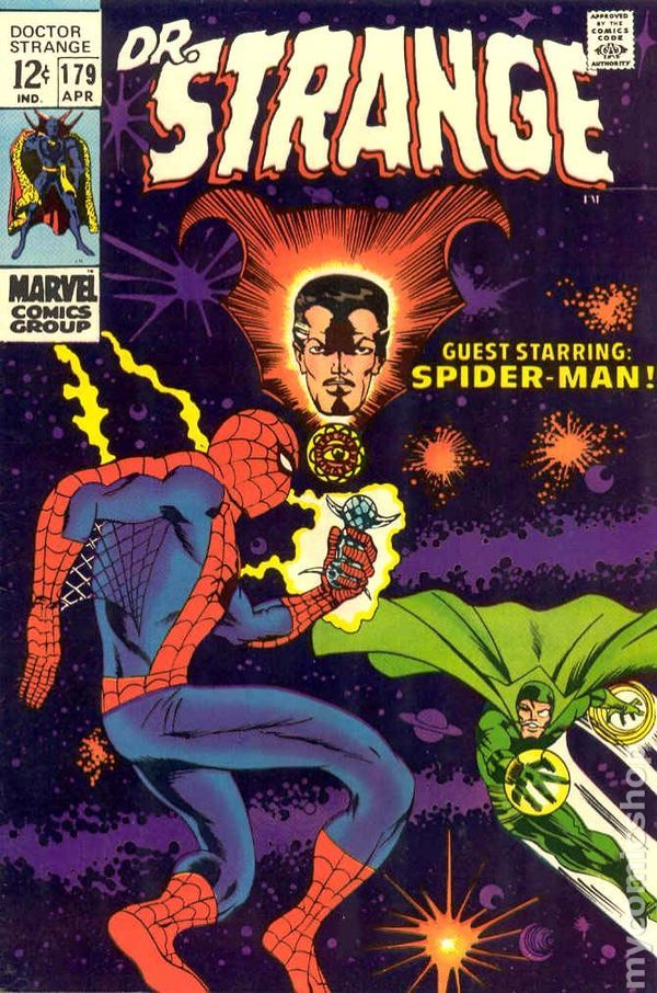 Doctor Strange #179