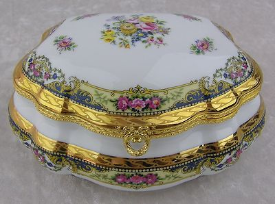 Daily Limit Exceeded Antique Jewelry Box Jewelry Box Trinket Boxes