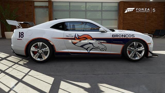 Go Car Denver: Let's Go Denver Broncos! Complete Auto Repair Is Proud To