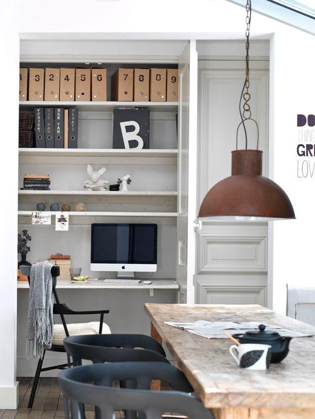 Workspace Office Kitchen Ideas on kitchen microwave ideas, kitchen space ideas, kitchen office organization ideas,