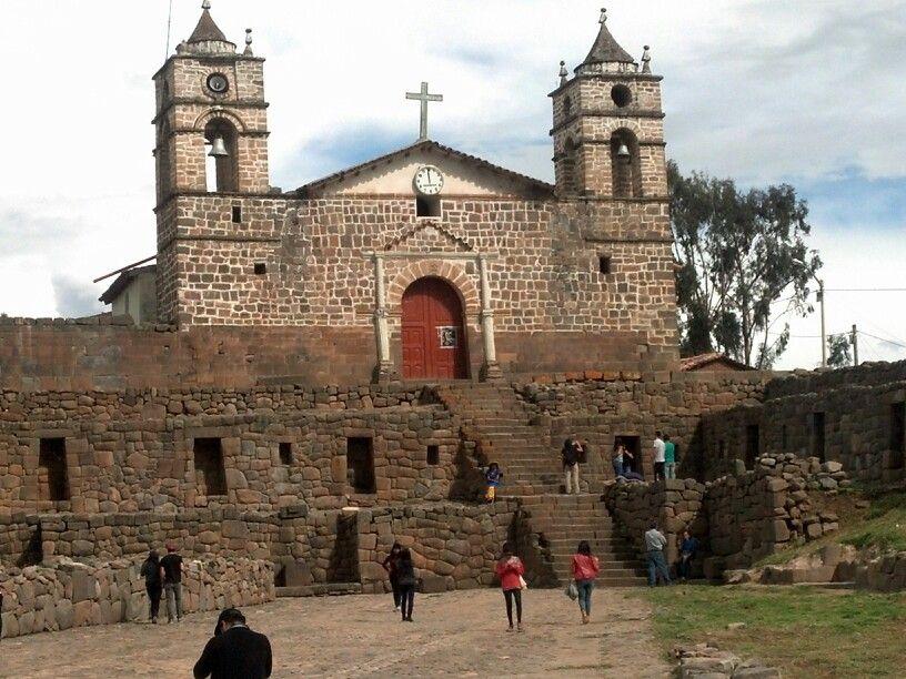 Ruinas incas,Ayacucho