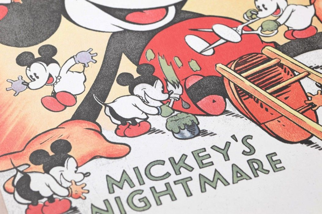 1930s Mickey Mouse | Alle Tapeten | Mickey mouse wallpaper ...