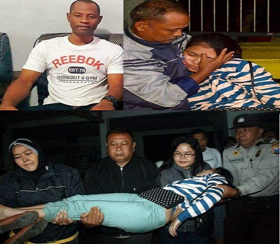 Death-row Nigerian Pen A Goodbye Letter to Indonesian lover