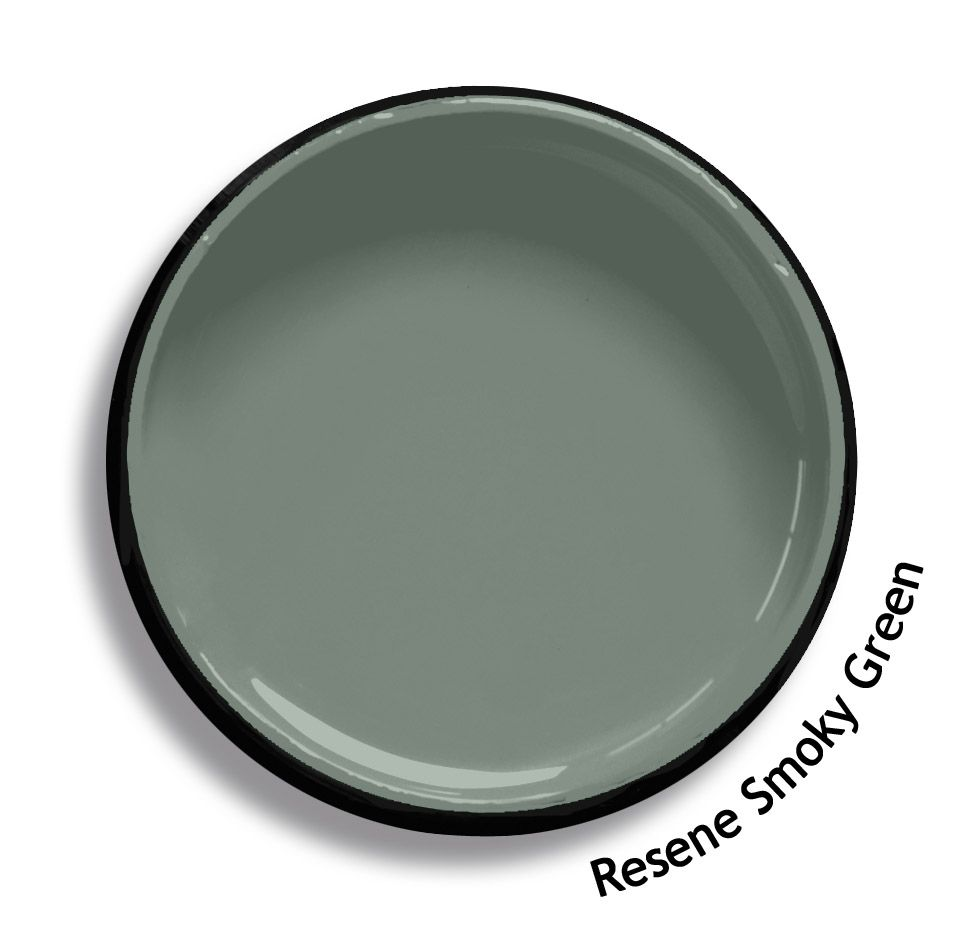 Resene Smoky Green is a classic soothing blue green. From ...