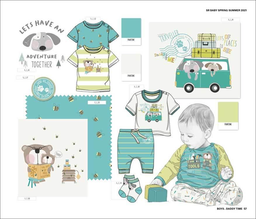 Style Right Babywear Trendbook - Childrenswear S/S 2021 ...