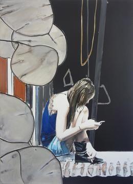 Fensterbild de 2013, por Koen Vermeule