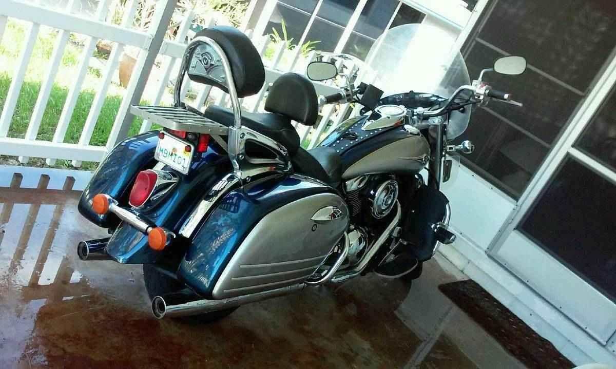 2005 Kawasaki NOMAD Kawasaki nomad, Motorcycles for sale