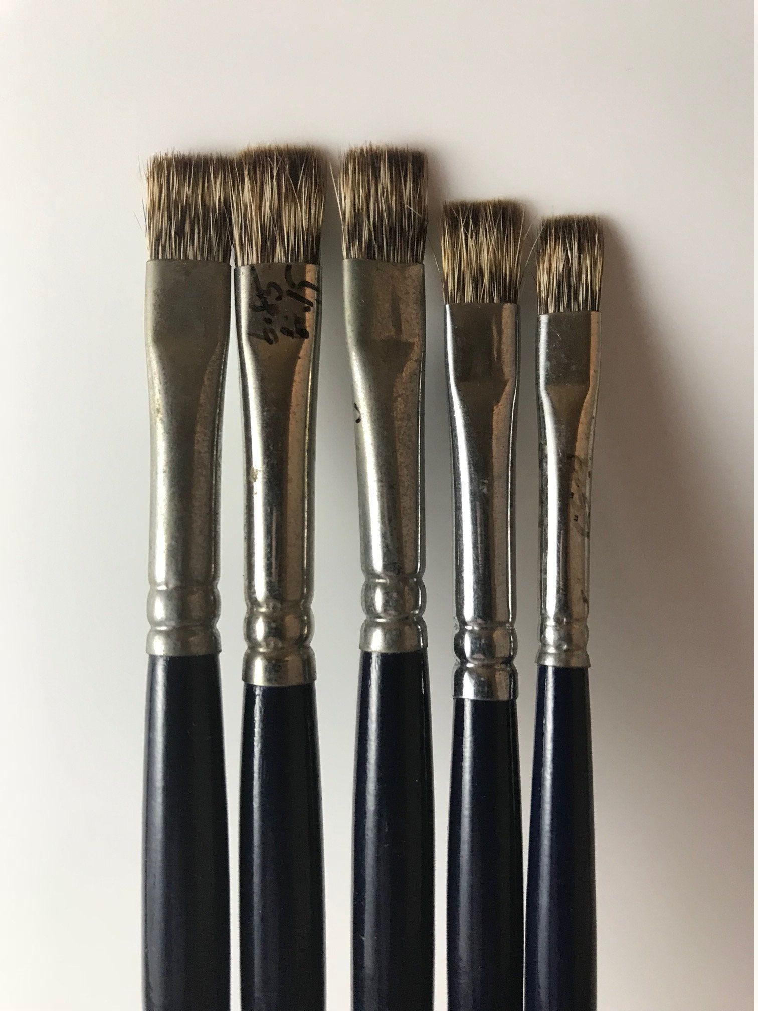 Winsor And Newton Sceptre Gold Watercolour Round Brush Size 14-101 Series