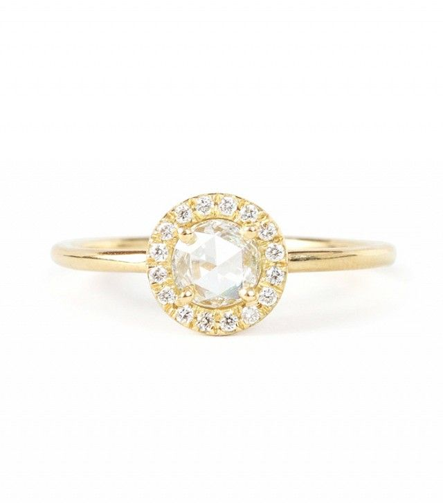 How to Make Your Engagement Ring Look Bigger (Yes, Really)   WhoWhatWear