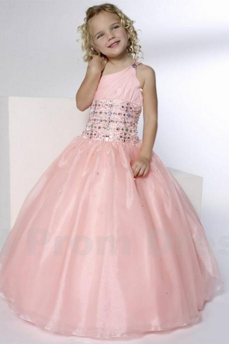 Flower Girl Dresses children party dress girl dress kids dress cheap ...