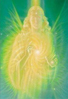 Priere Miraculeuse Pour Demander Une Guerison Physique Mentale Et Interieure A L Archange Raphael Par Le Pouvoir Archangel Raphael Angel Pictures Archangels