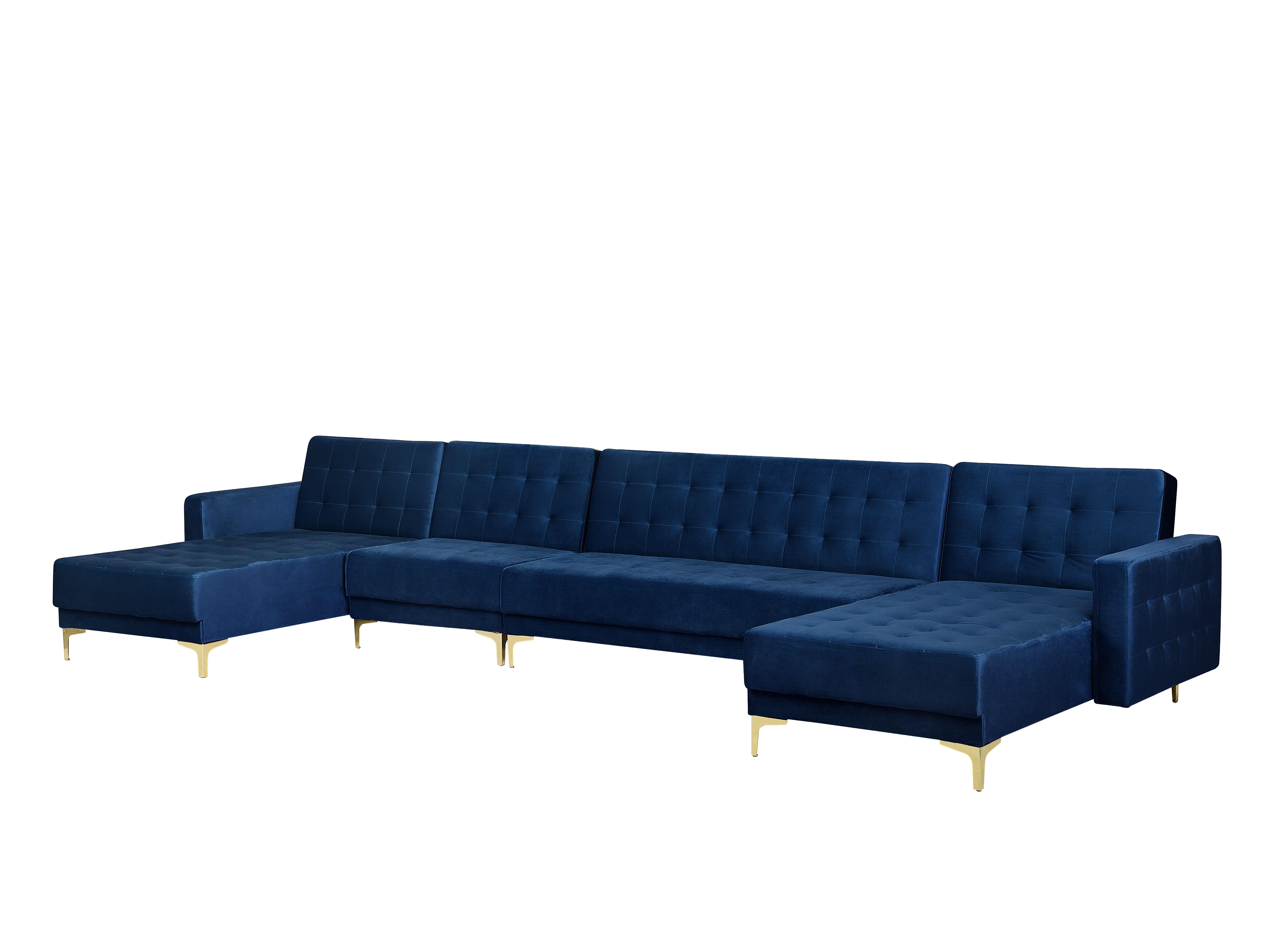 Divano Velluto Blu Ikea divano xxl in velluto blu navy aberdeen in 2020 | home decor