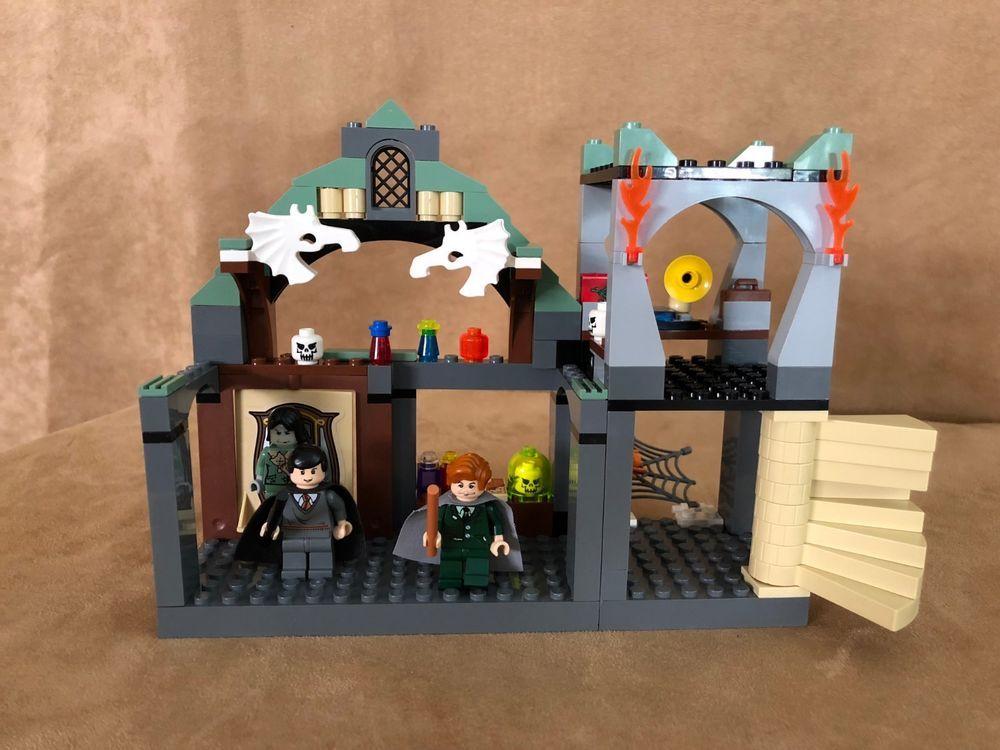 4752 LEGO complete Harry Potter Prisoner of Azkaban ...