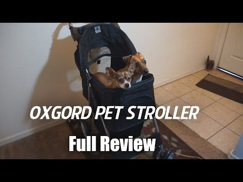 OxGord Pet Stroller Cat / Dog PRODUCT NAME:OXFORD                                   COMPANY NAME:AMAZON PRICE:$49.95 COLORS:BLACK,PURPLE,PINK,RED AND PLAID BLUE RATINGS:4.5/5 STARS WHEELS:3 WHEELS OR 4 MY REVIEW                This stroller is an easy walk folding travel carrier carriage.   Quality Certified: HD Lightweight which Meets GB14748 Stroller Safety Standard and Manufactured under GB/T2161 Production Standard 2 Cup Ho...