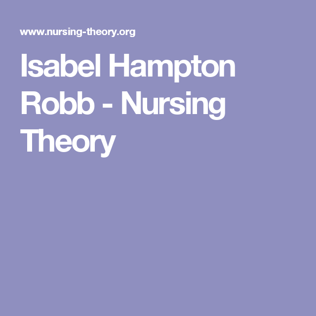 Spring 2008 – Isabel Hampton Robb (part 1)