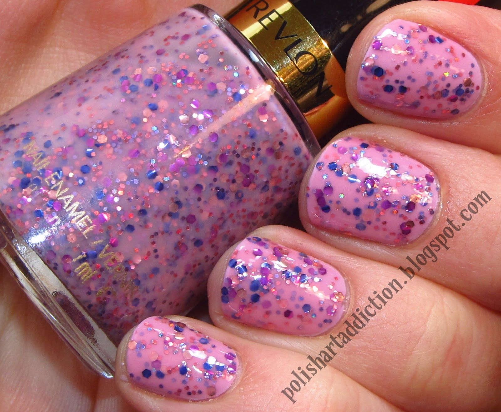Revlon Nail Polish - Girly | My Nail Polish Collection | Pinterest ...