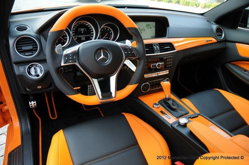 2013 Mercedes C63 Amg Black Series Halloween Edition Gallery