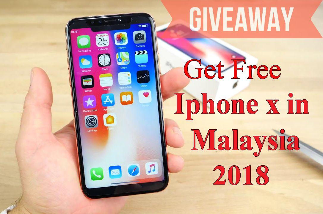 How to claim your iPhone X for $1 - it's real! | Get free