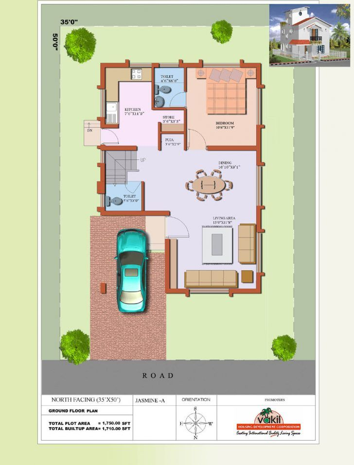 Beautiful Gallery Of 1500sqr Feet Single Floor Low Budget Home With Plan In Kerala  Trends Tamil Nadu House Plans Sq Picture 30x50 Duplex House Plans North Fau2026