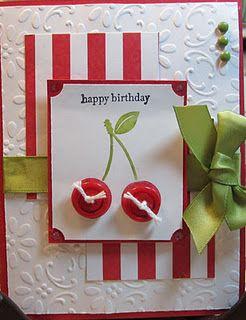 Button Buddies with Big Top Birthday