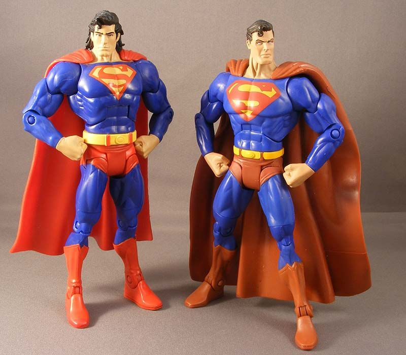 Superman Figures