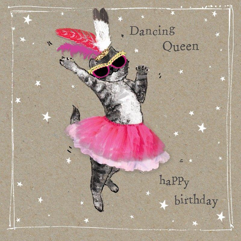 Dancing Queen (With images) Happy birthday dancing
